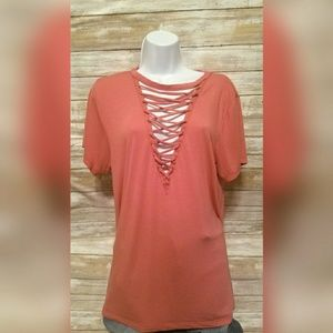 Express Caged Top